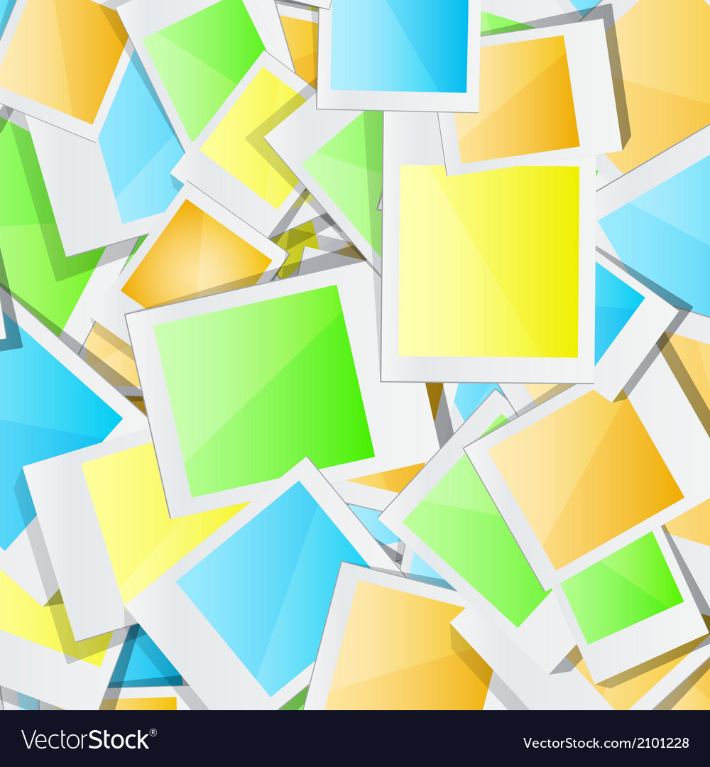 Colorful photo background