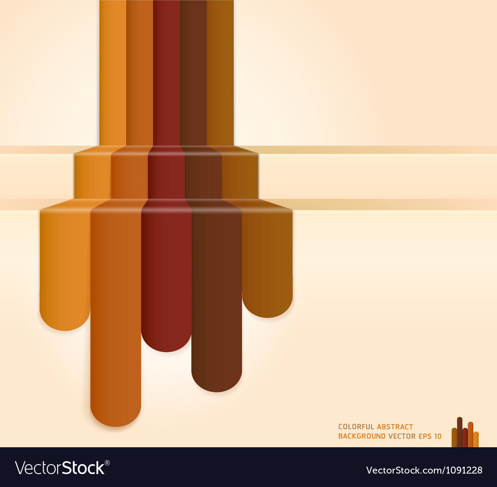 Retro brown color abstract background