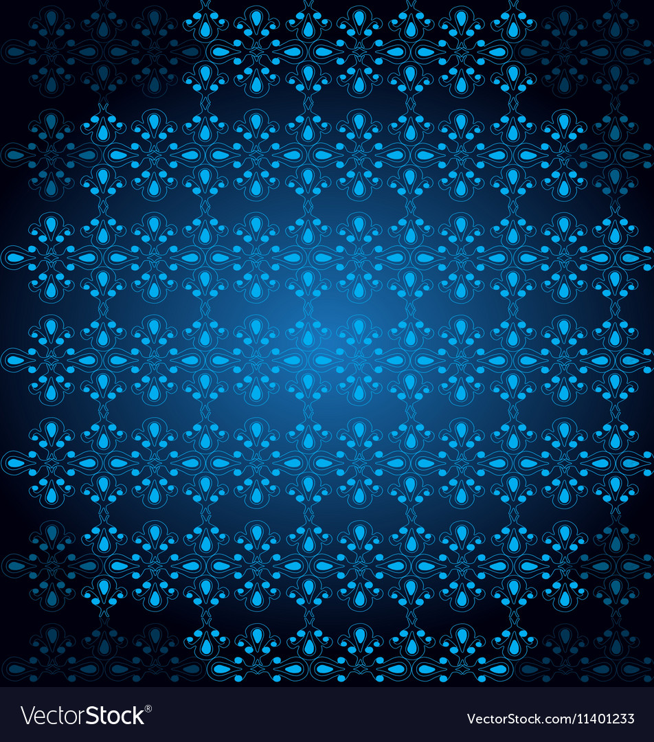 Seamlessly Wallpaper With Dark Color Tones