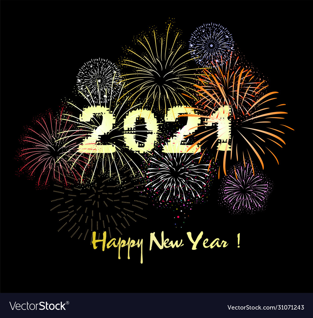 happy new year 2021 royalty free vector image vectorstock vectorstock