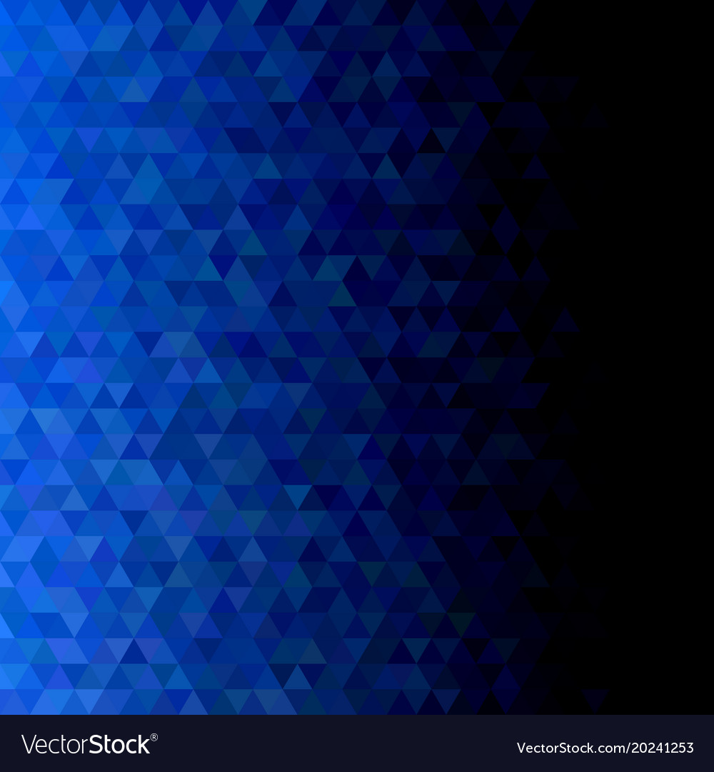 Geometric abstract regular triangle tile pattern