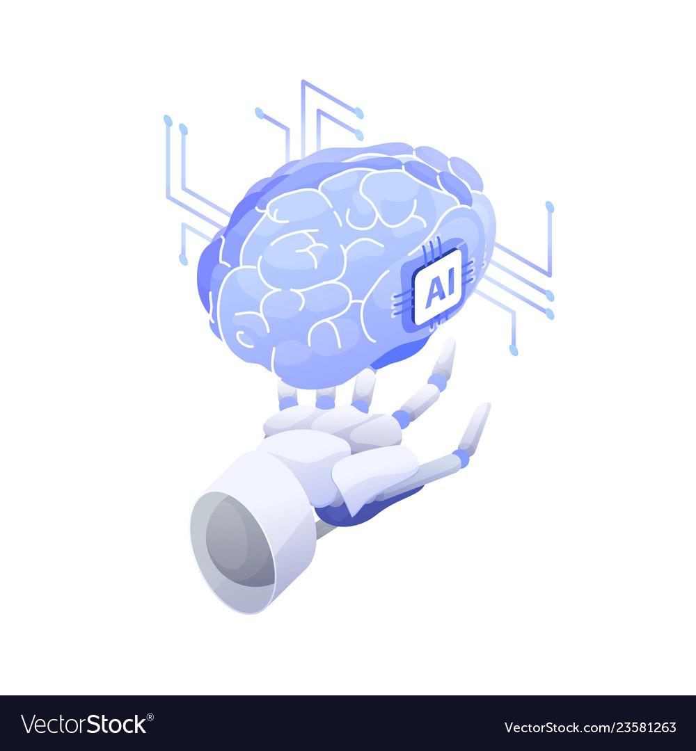 Artificial intelligence smart robot conscious