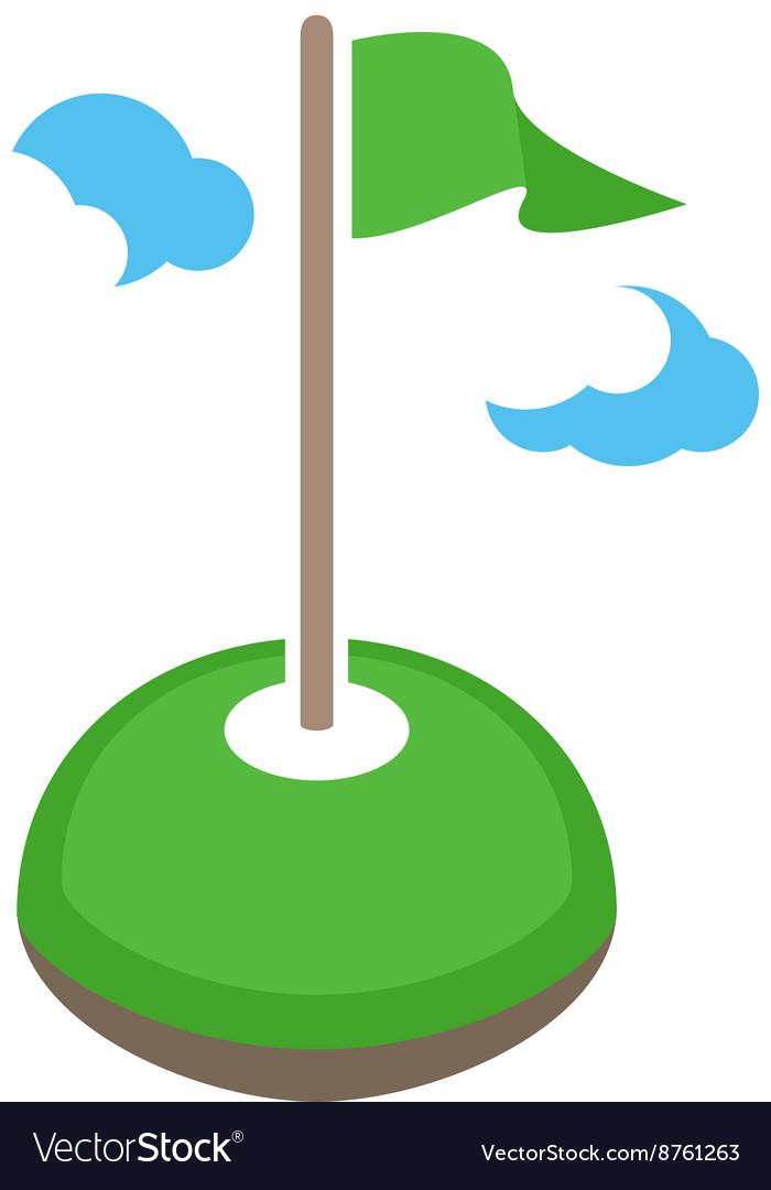 Golf logo teamplate Golf club logo design
