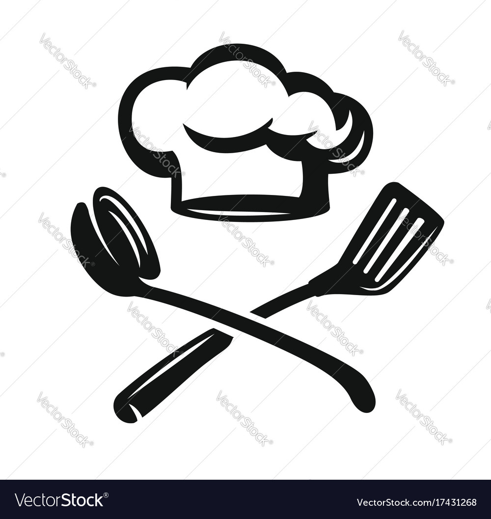 kitchen utensils images. Perfect Images Chef Hat With Kitchen Utensils Vector Image On Kitchen Utensils Images