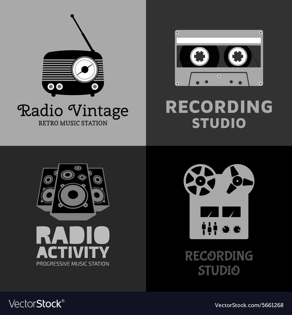 Sound logo set
