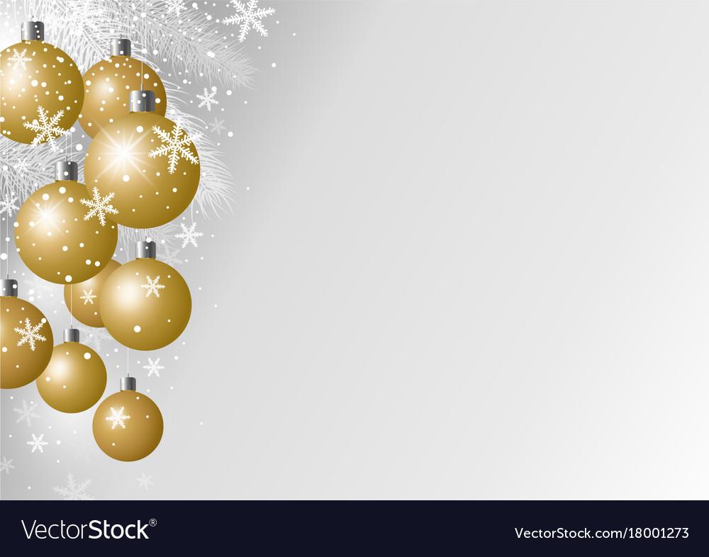 Christmas Background Design.Luxury Christmas Background Design