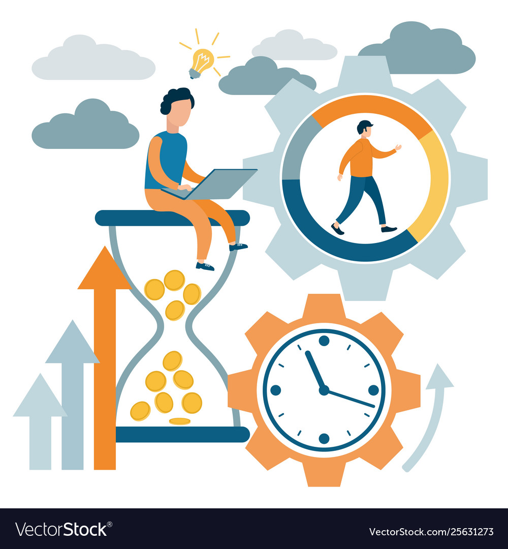 Time management control time is money lack of