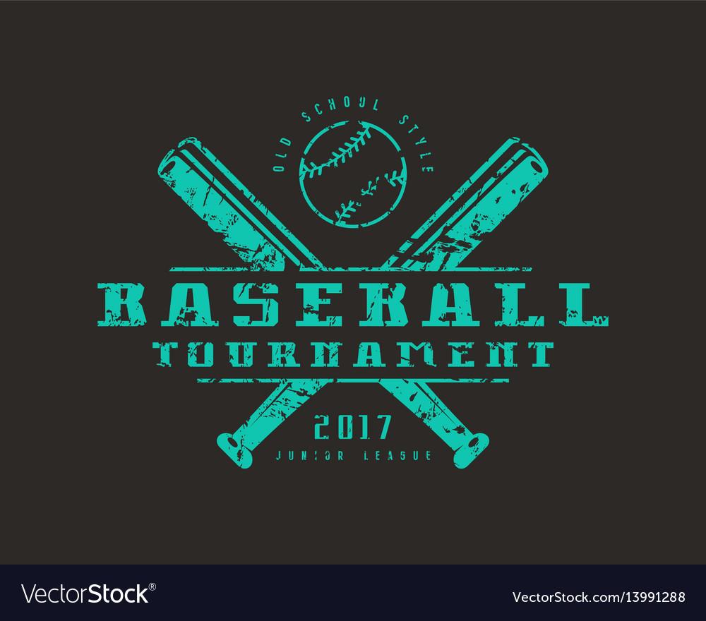 Emblem baseball tournament
