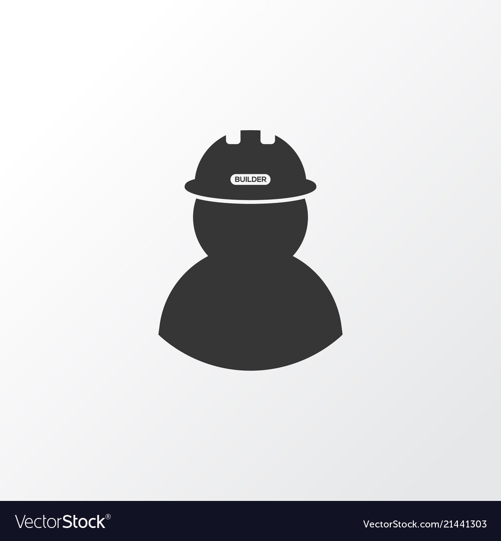 Foreman icon symbol premium quality isolated