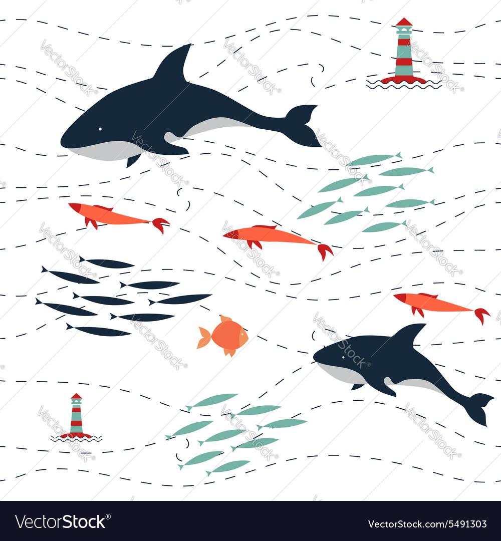 Pattern killer sea