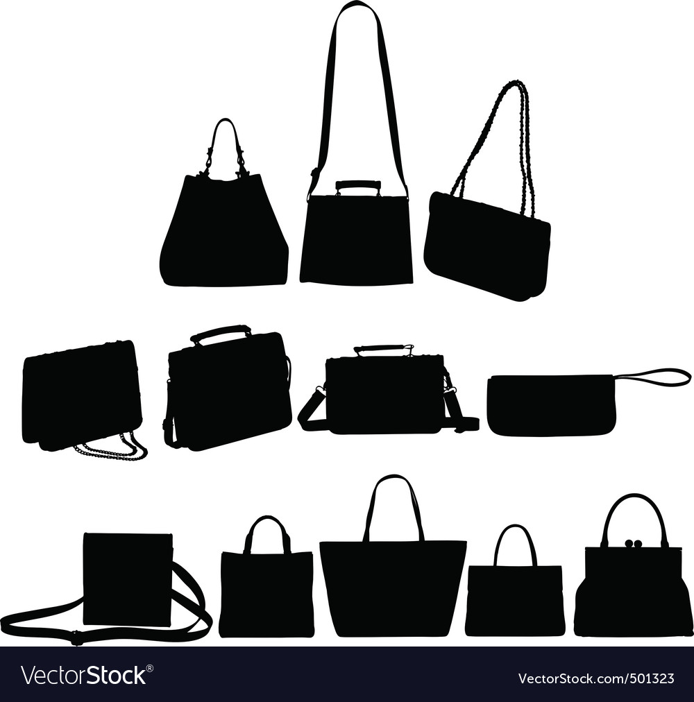 Bag silhouettes
