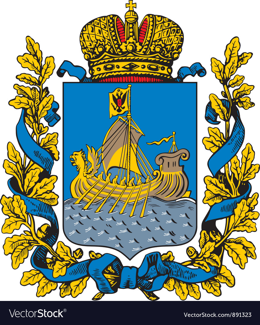 Flag and coat of arms of Pskov: history, description and interesting facts 26