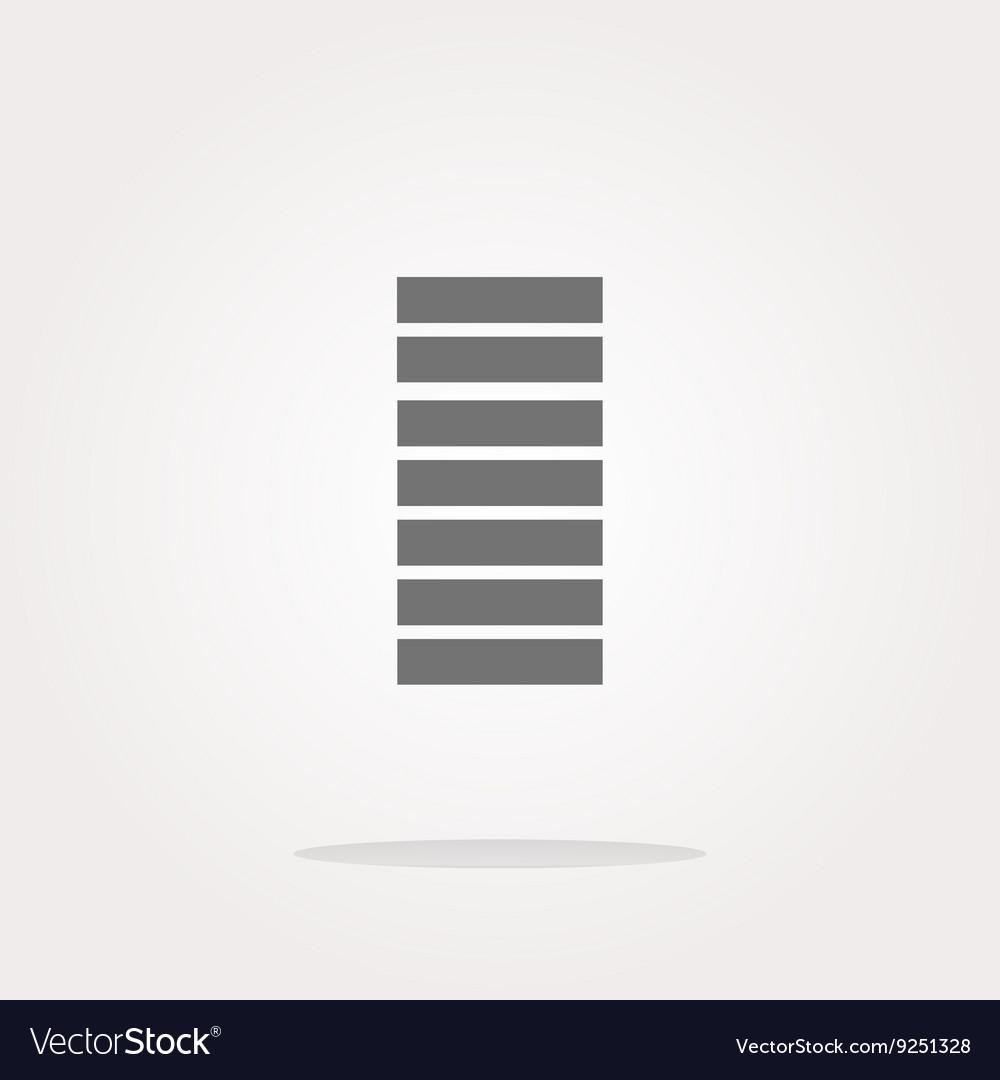 Battery icon web button Web Icon Art