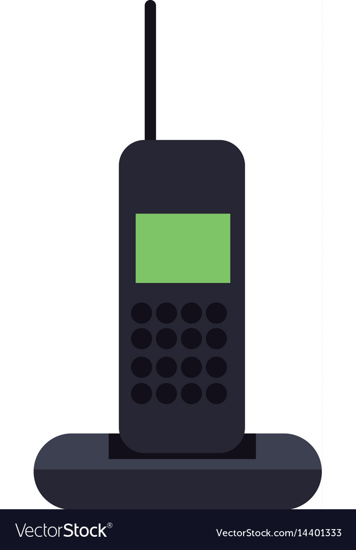 Cordless phone communication device