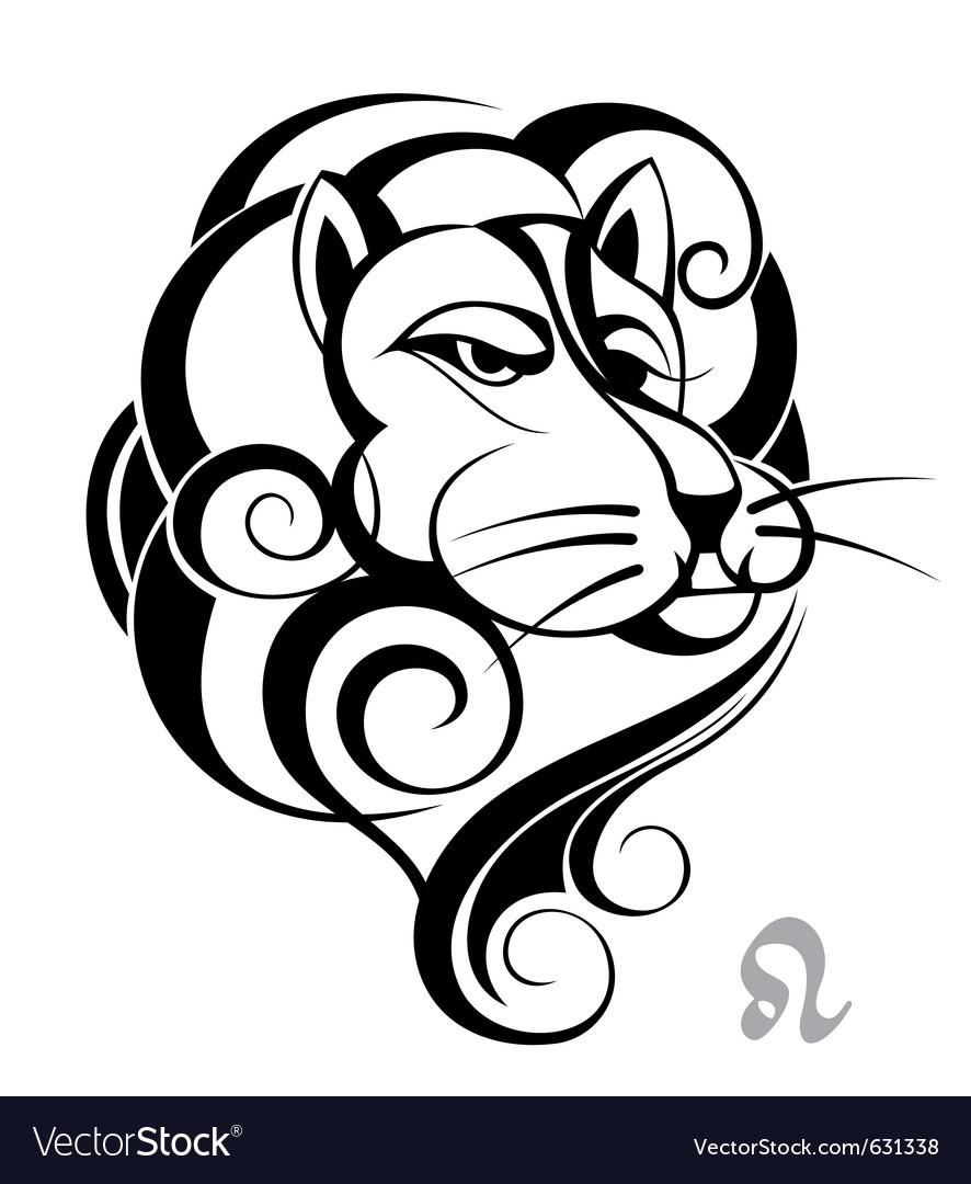 Zodiac signs of leo