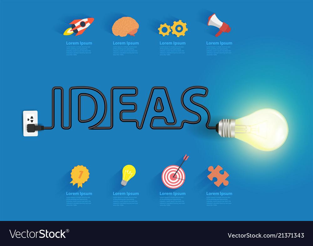 Creative light bulb ideas