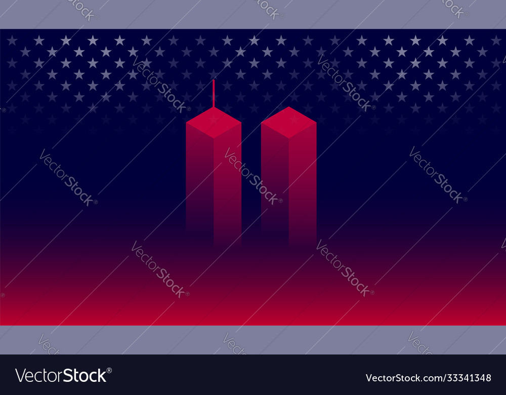 911 attack remembrance memorial day banner