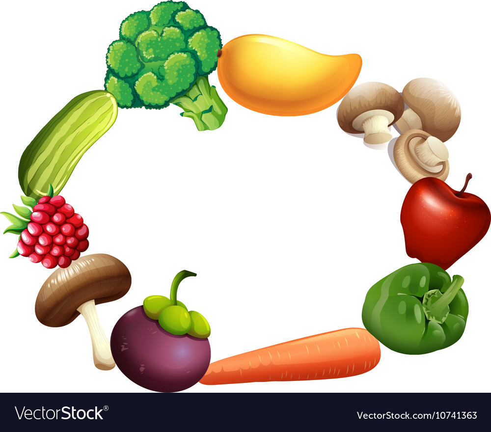 Pictures Of Fresh Fruits And Veggies