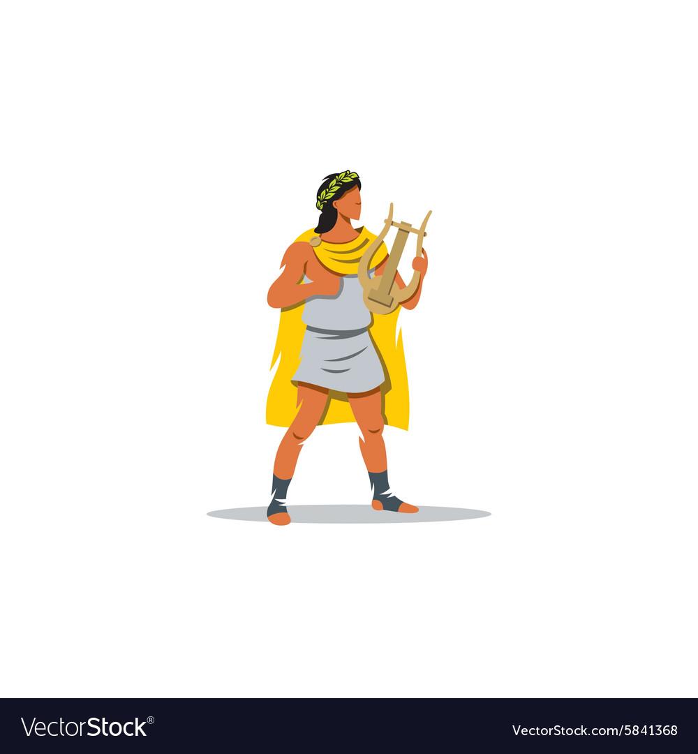 Apollo sign mythological greek guardian god