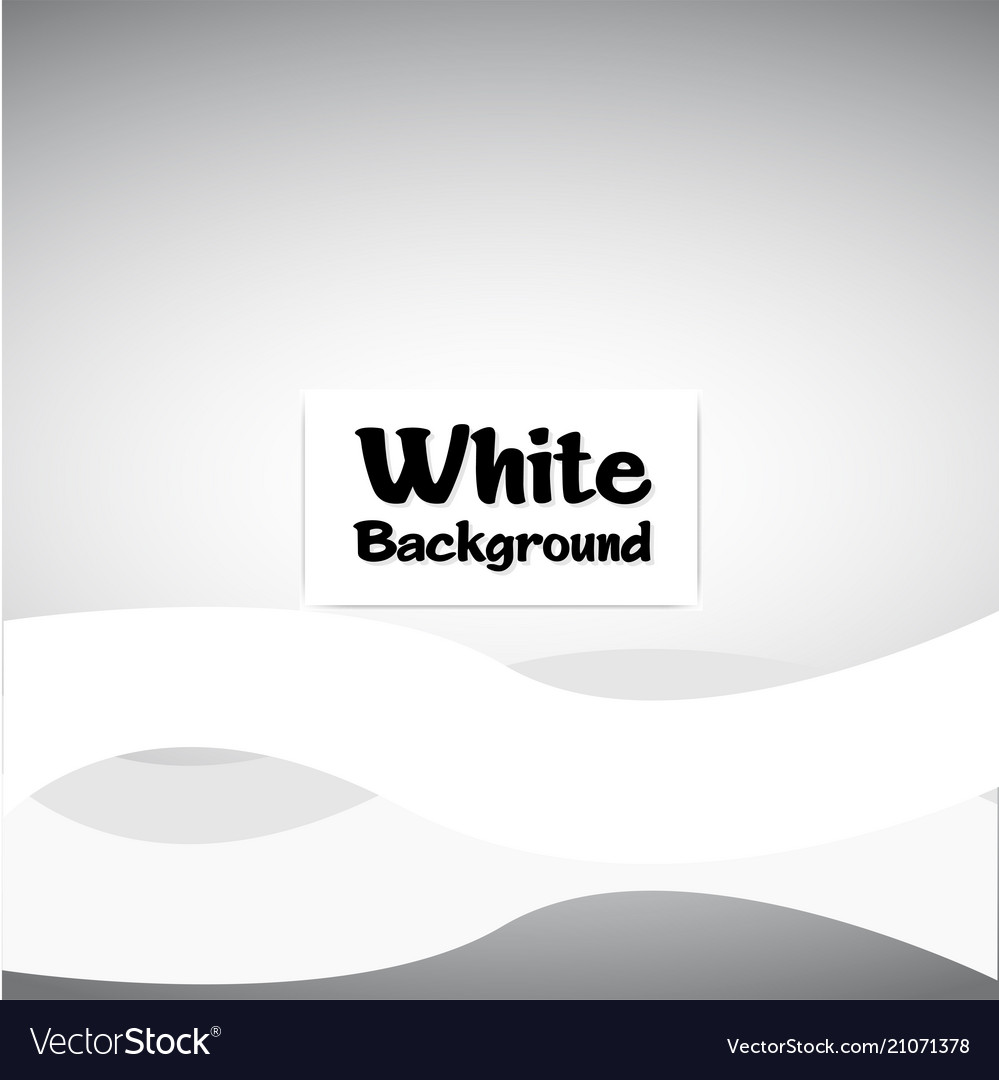 Abstract white wavy gray background image