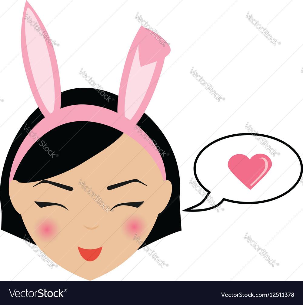 emoji smiling girl free download  u2022 playapk co