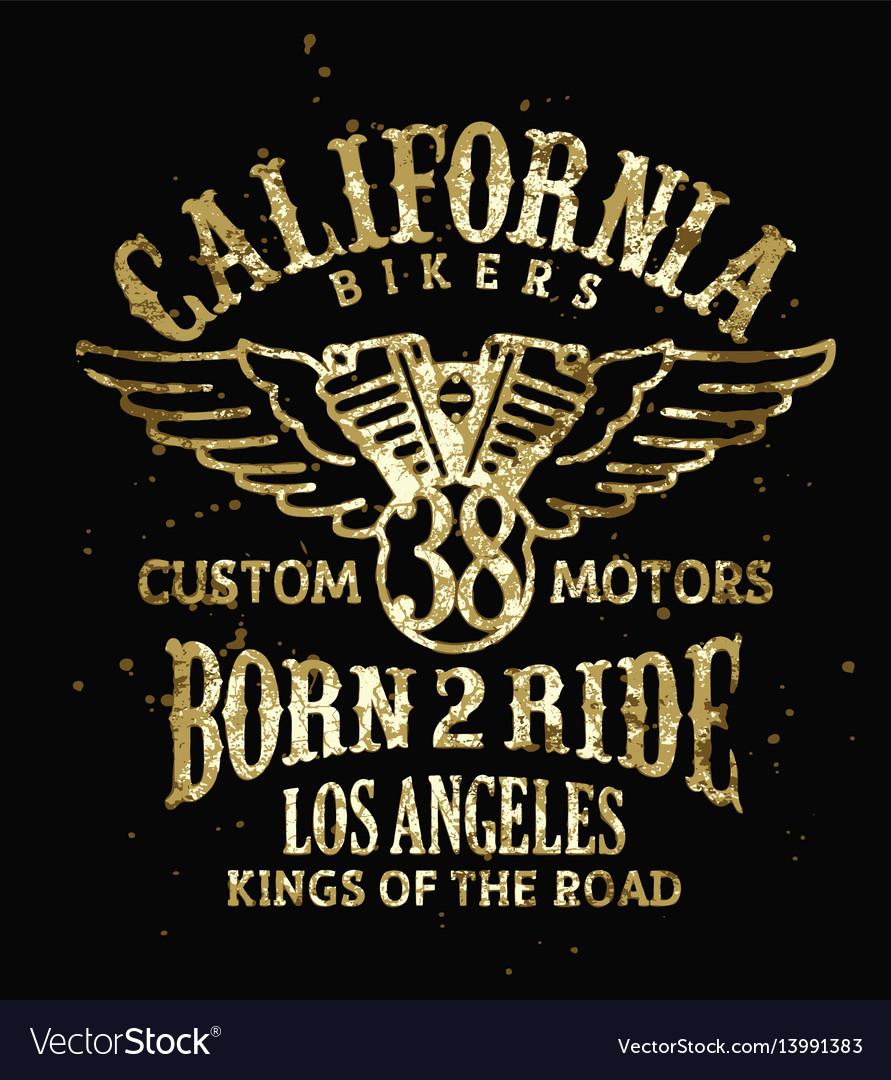 California bikers
