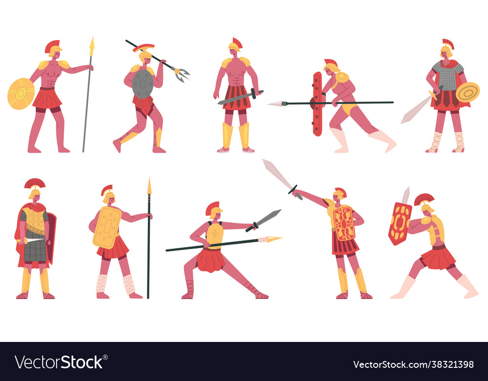Roman soldiers ancient army warriors rome