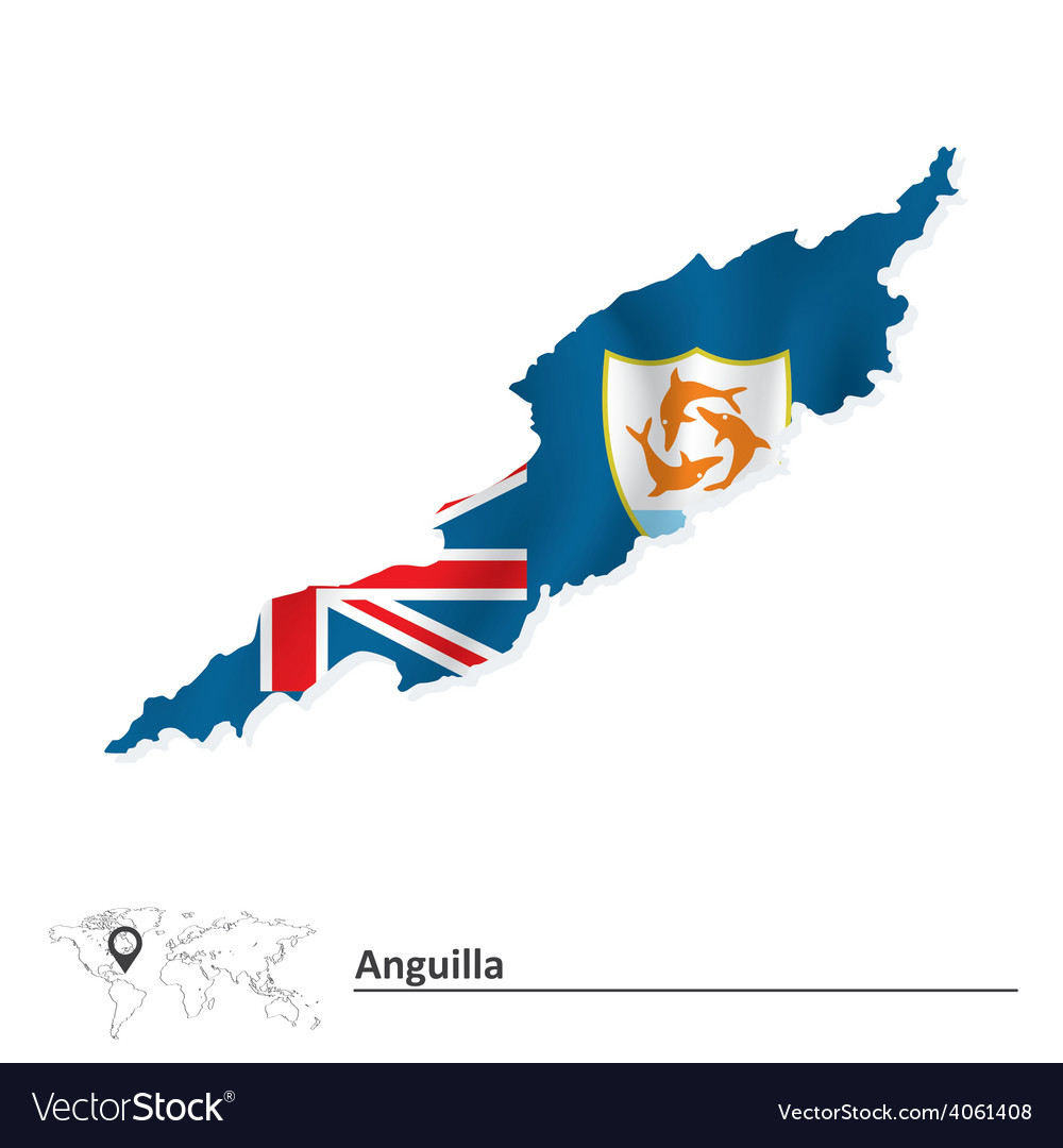 Map of Anguilla with flag Map Of Anguilla on map of montserrat, map of st barts, map of martinique, map of caribbean, map of antigua, map of st maarten, map of jamaica, map of french southern territories, map of aruba, map of the bahamas, map of the south sandwich islands, map of dominica, map of guadeloupe, map of cuba, map of st martin, map of argentina, map of barbados, map of costa rica, map of nepal,