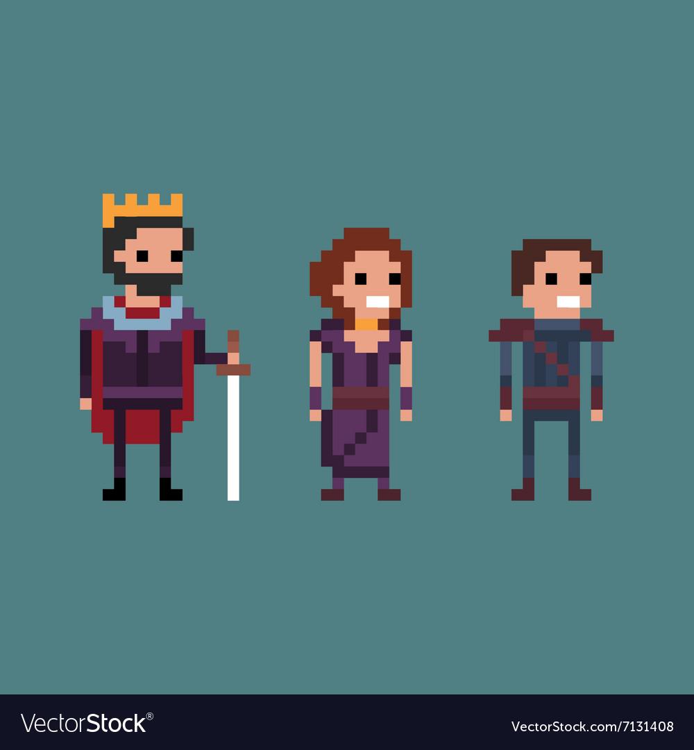 Pixel & Sprite Vector Images (49)