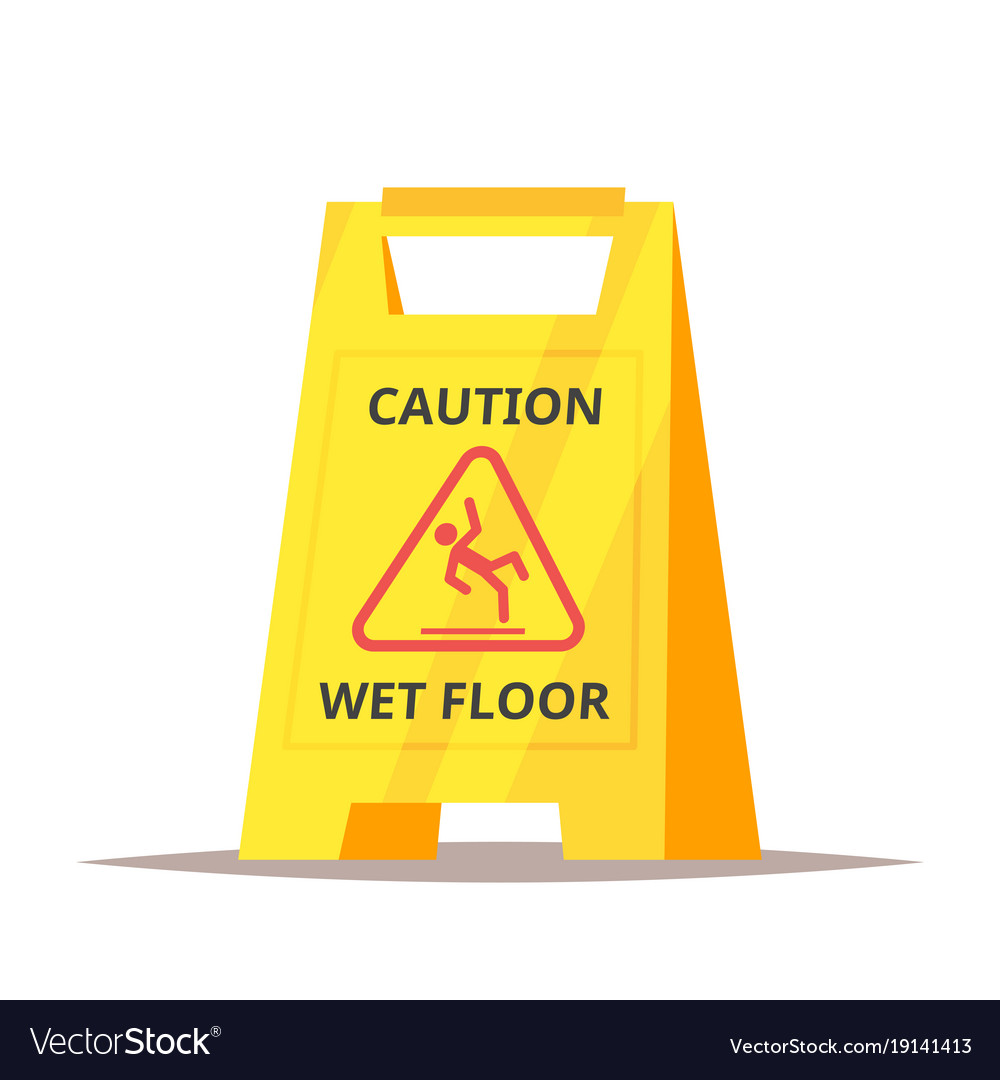 caution floor sign models low model cgtrader tga other poly interior fbx wet obj