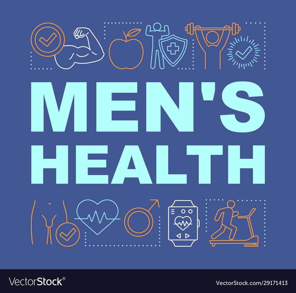 Hormone Male Infographic Vector Images 43