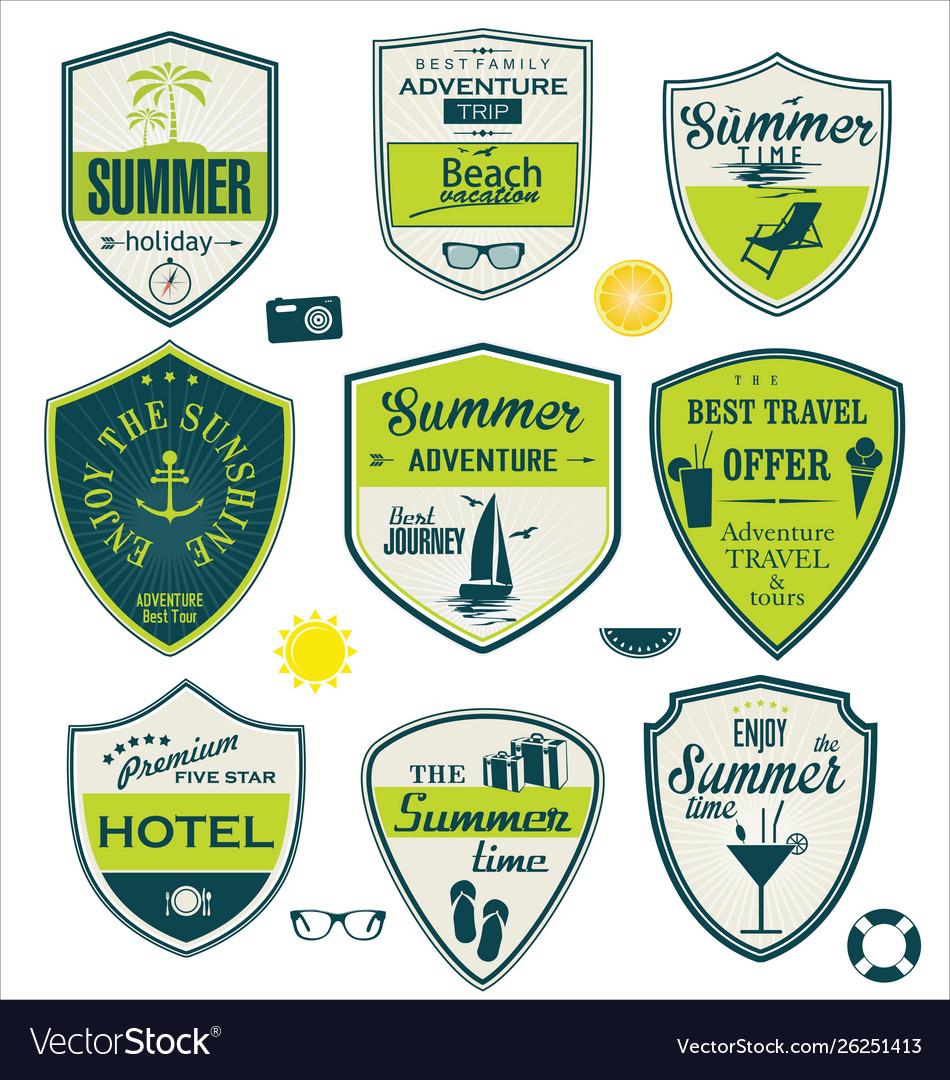 Summer badges 2