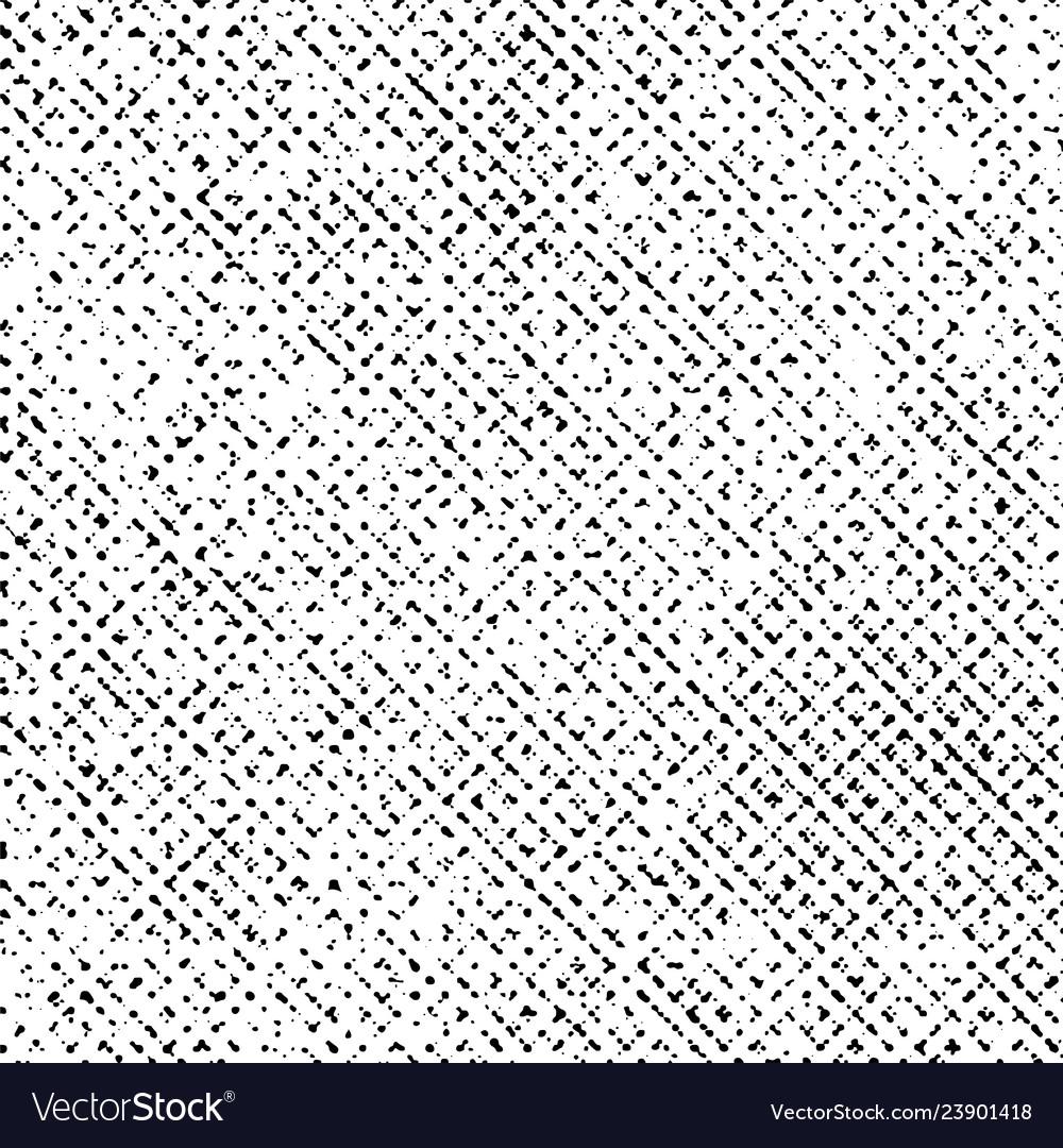 Grunge texture on white background halftone dot