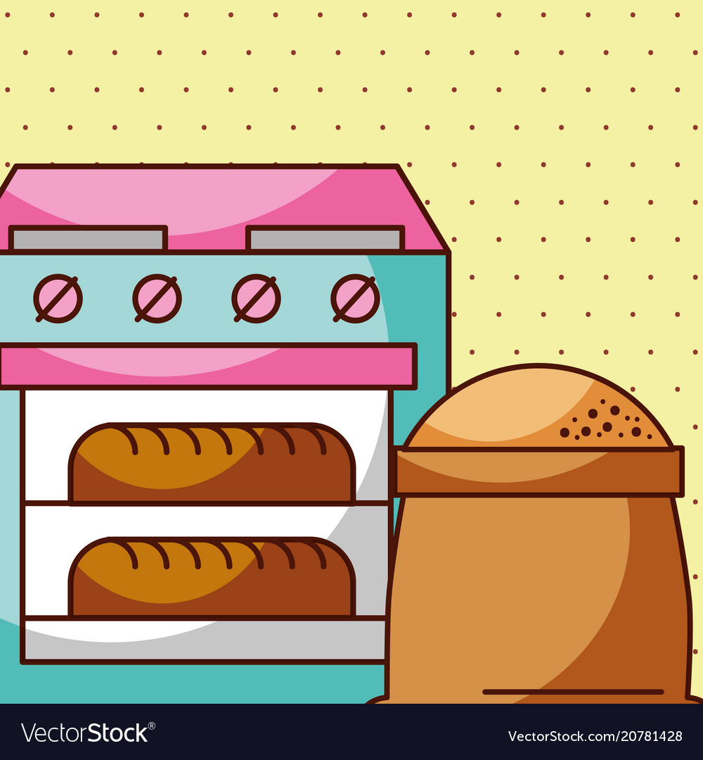 Bakery and dessert products concept