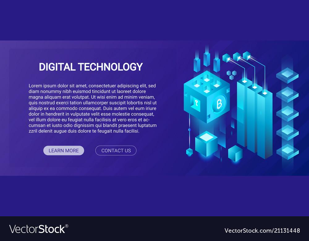 Hosting service big data center cryptocurrency