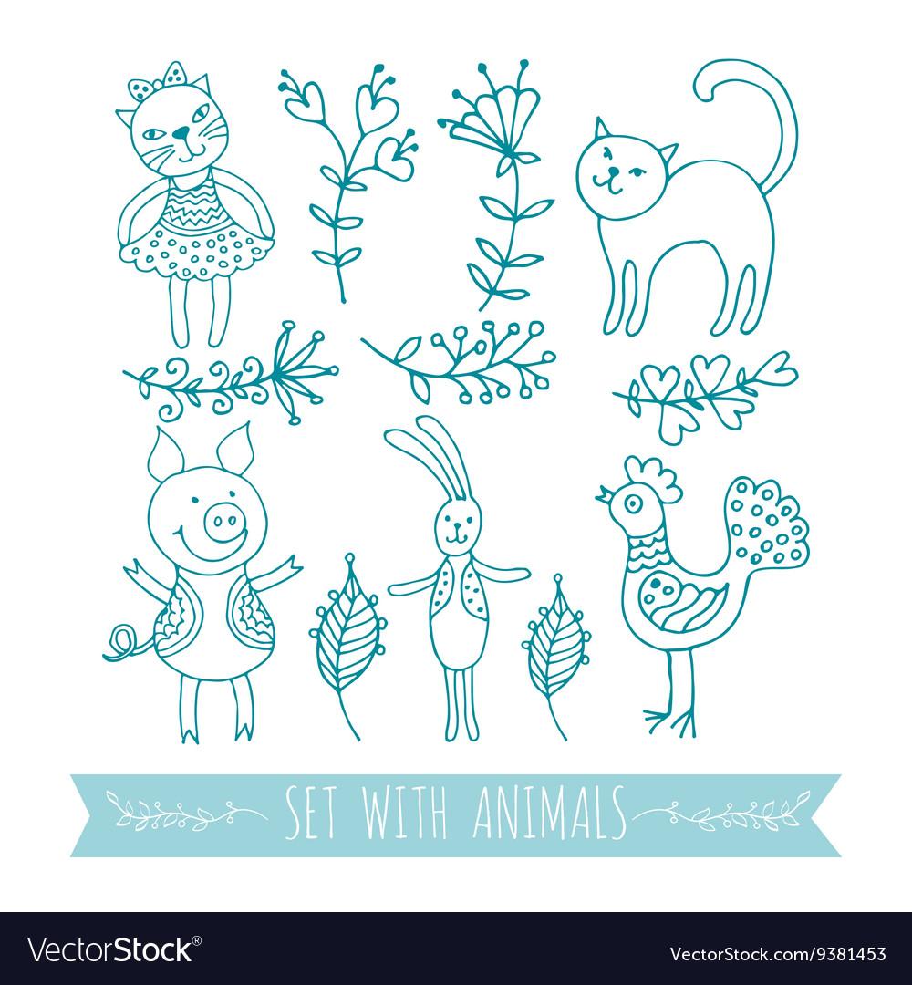 Graphics animals