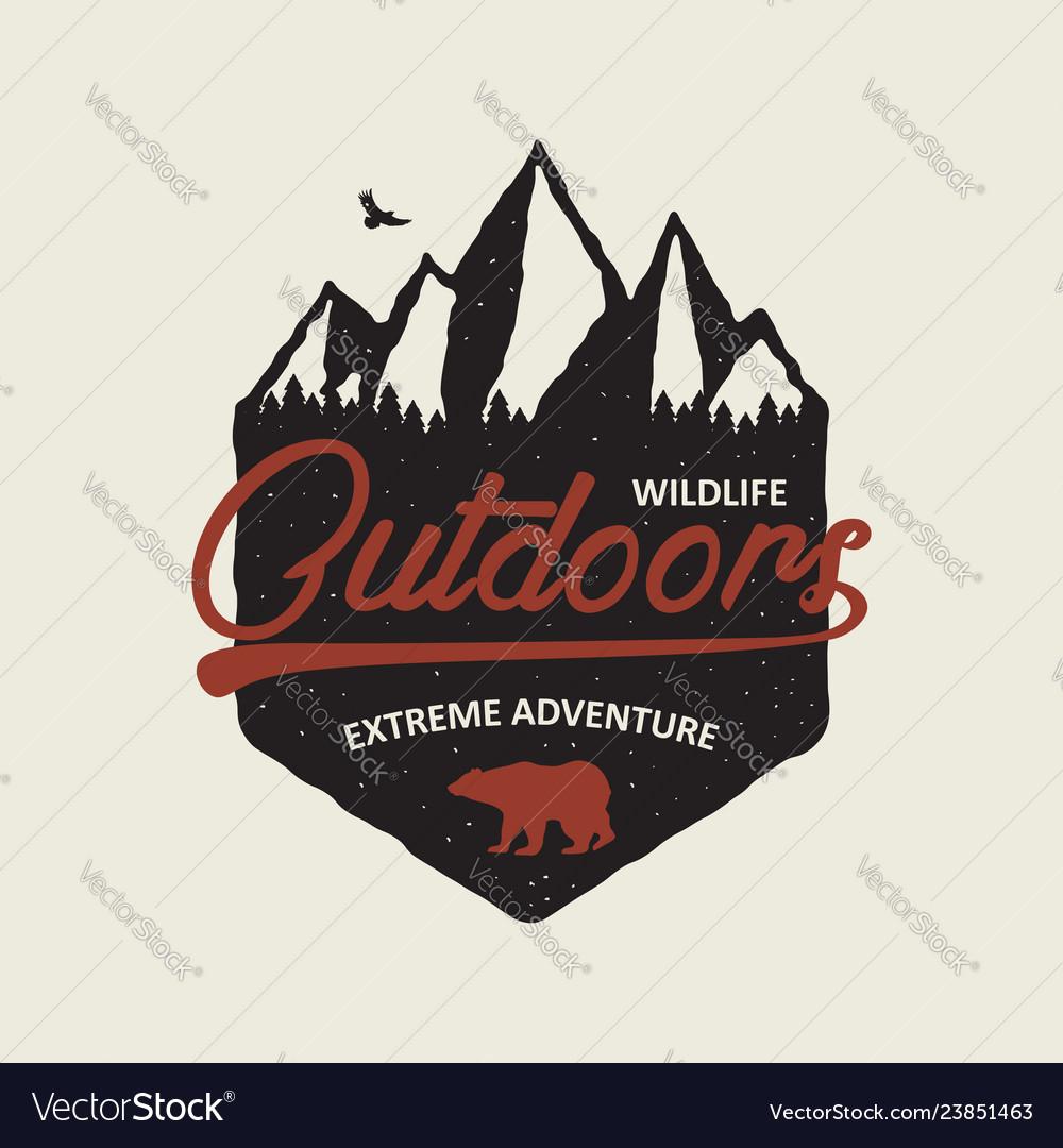 Extreme adventure logo