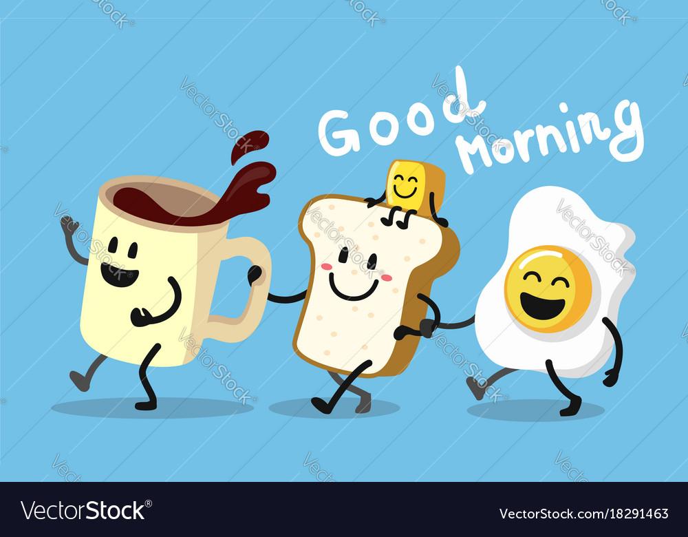 Fun morning breakfast