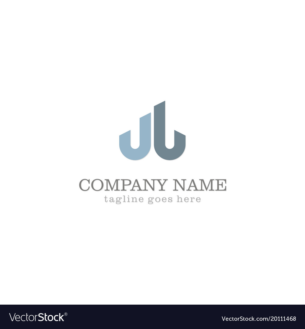 Shape company logo vector image