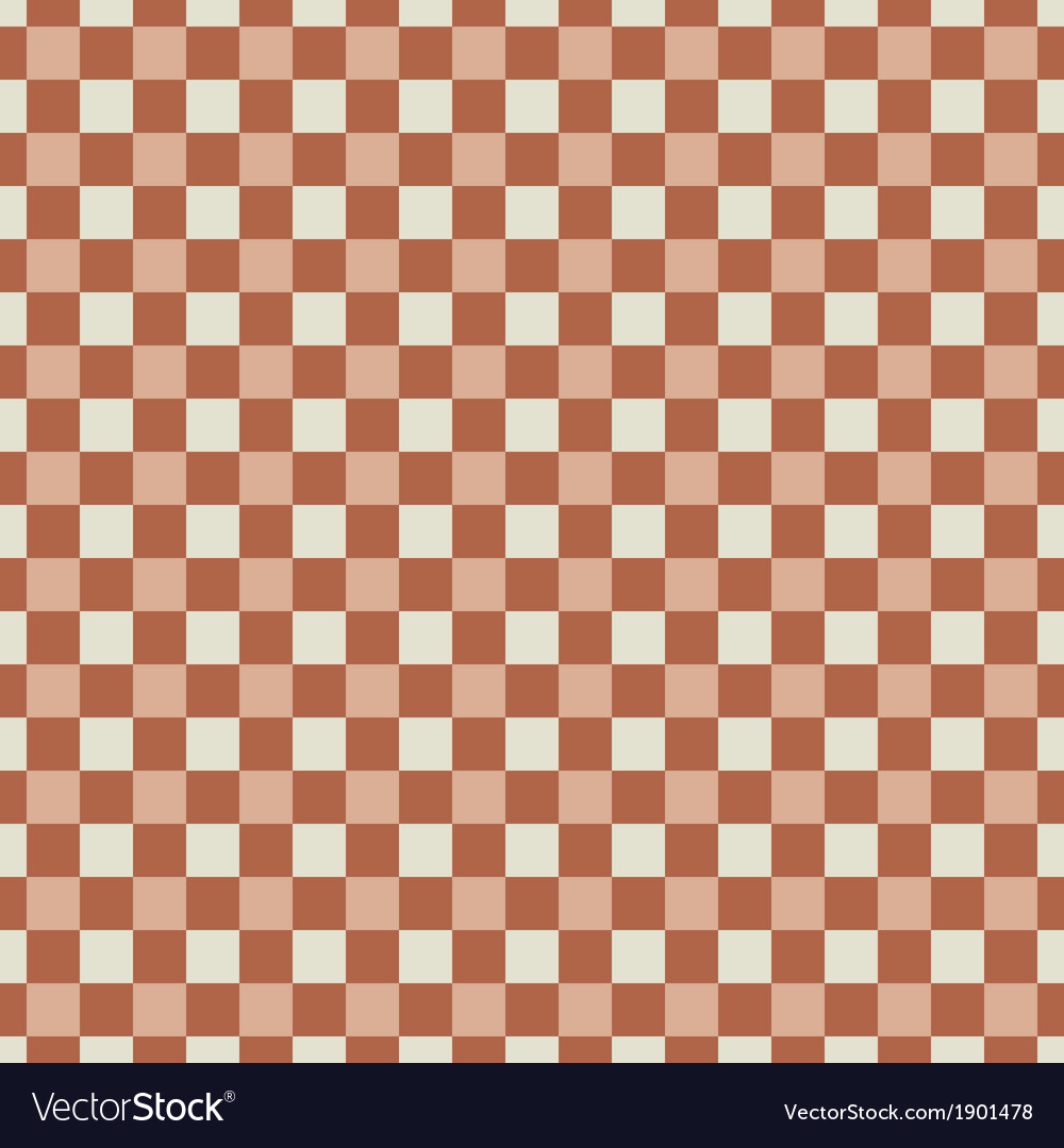 Chocolate seamless pattern tiling Royalty Free Vector Image