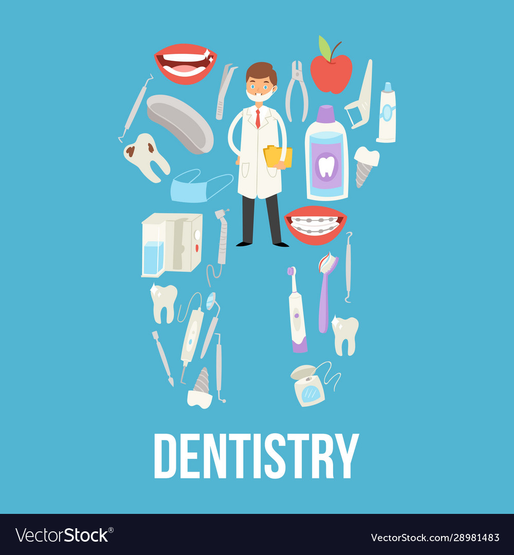 Dental medical healthcare tools