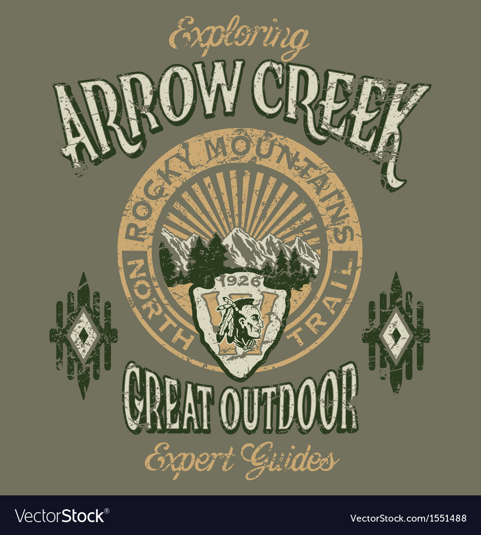 Arrow Creek the great outdoo