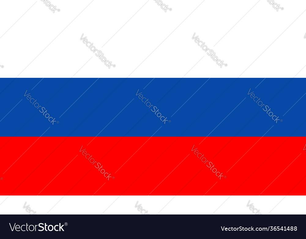 Russia flag icon russian federation button