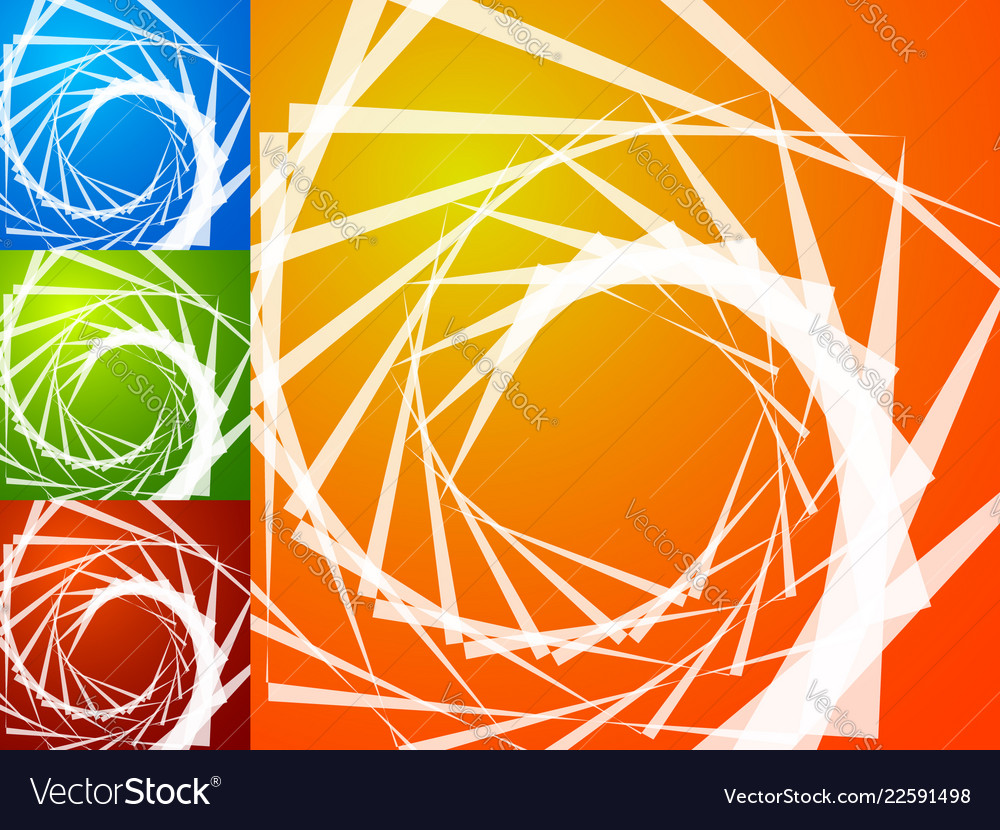 Colorful bright spirally background spiral vortex