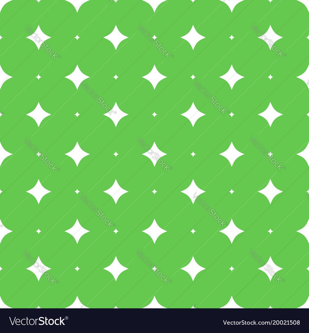 Seamless stars pattern seamless vector image