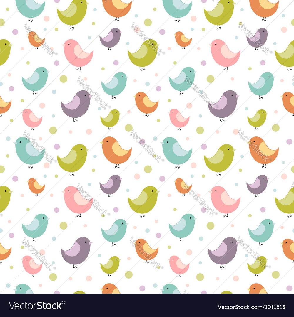 Birdies seamless big