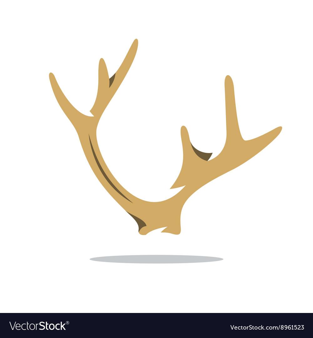 Deer Horns Cartoon