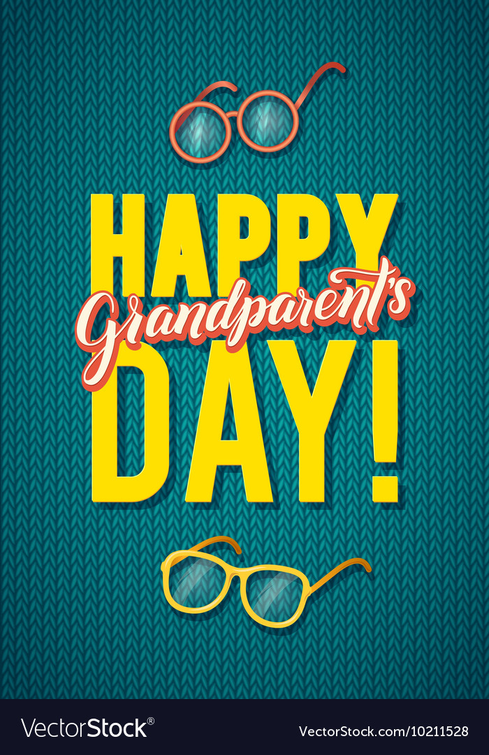 Happy Grandparents Day Greeting Card Spanish