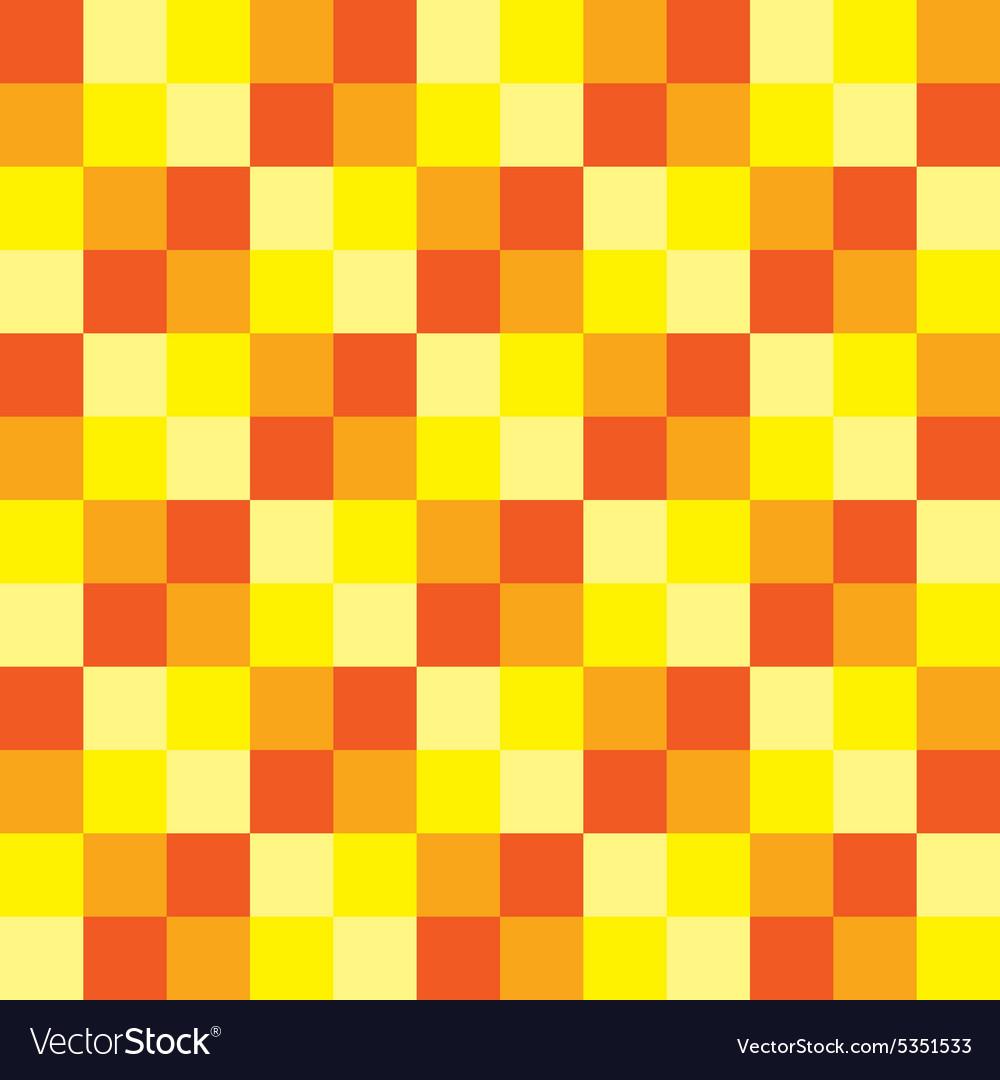 Popular summer color tone checker chess square