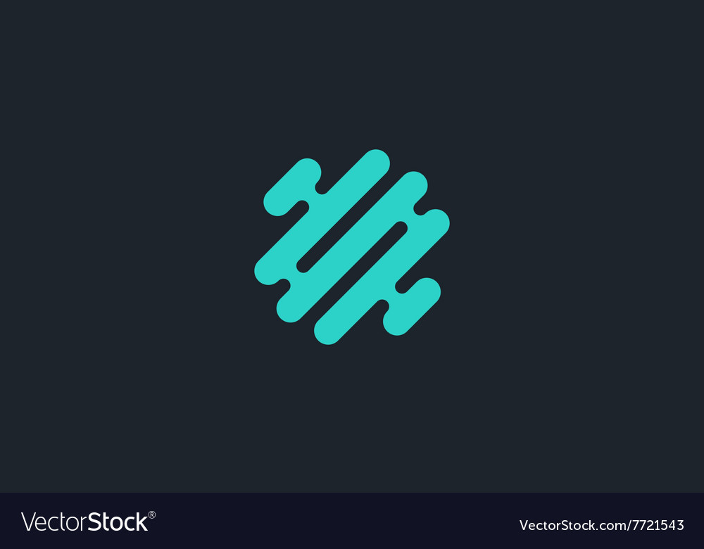 Creative logo Brain logo Minimalistic logo